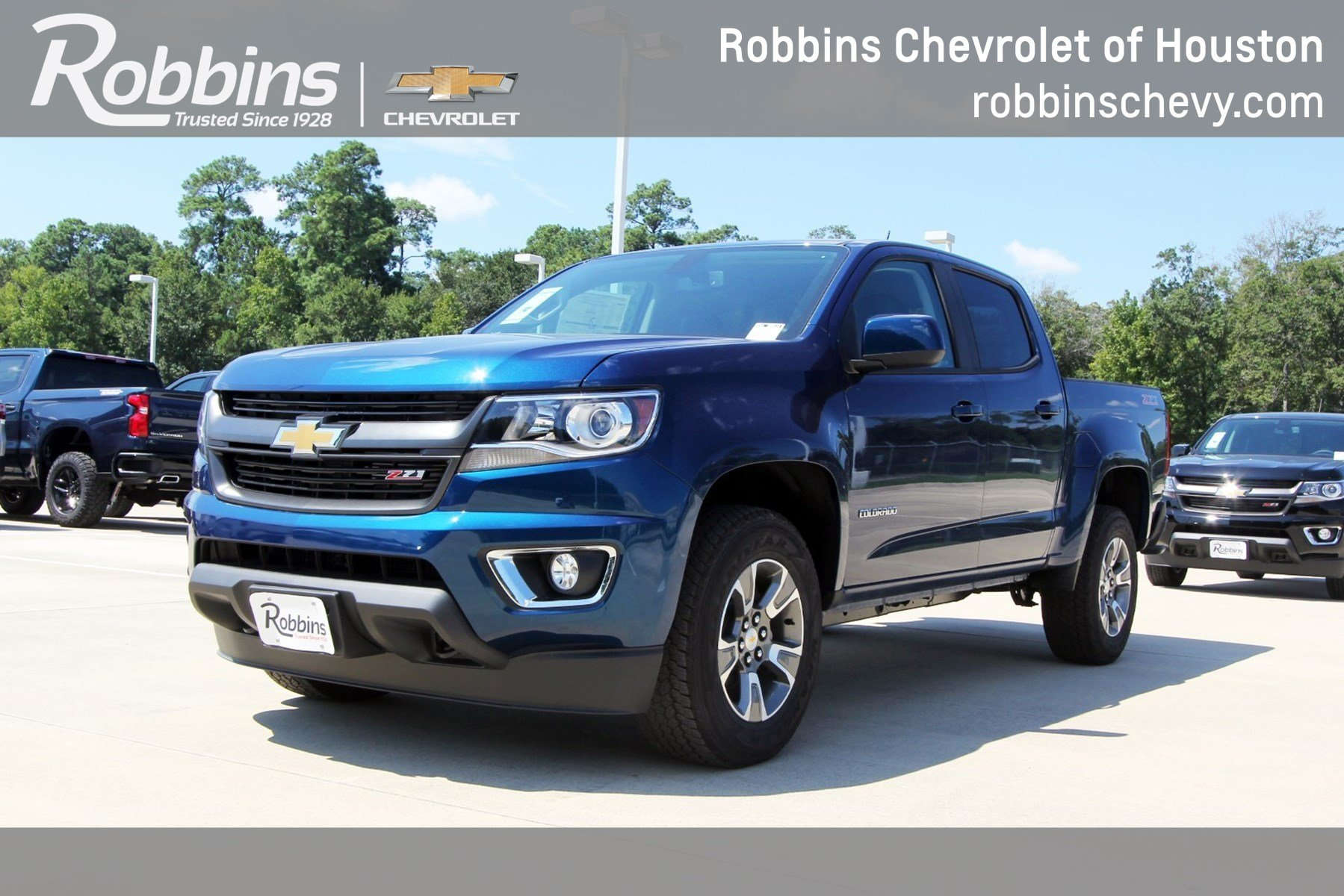 New 2020 Chevrolet Colorado 2WD Z71