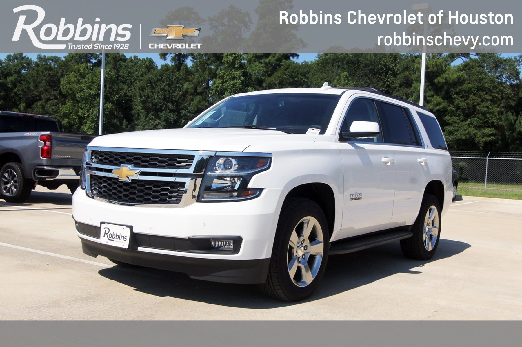 New 2020 Chevrolet Tahoe Texas Edition LT