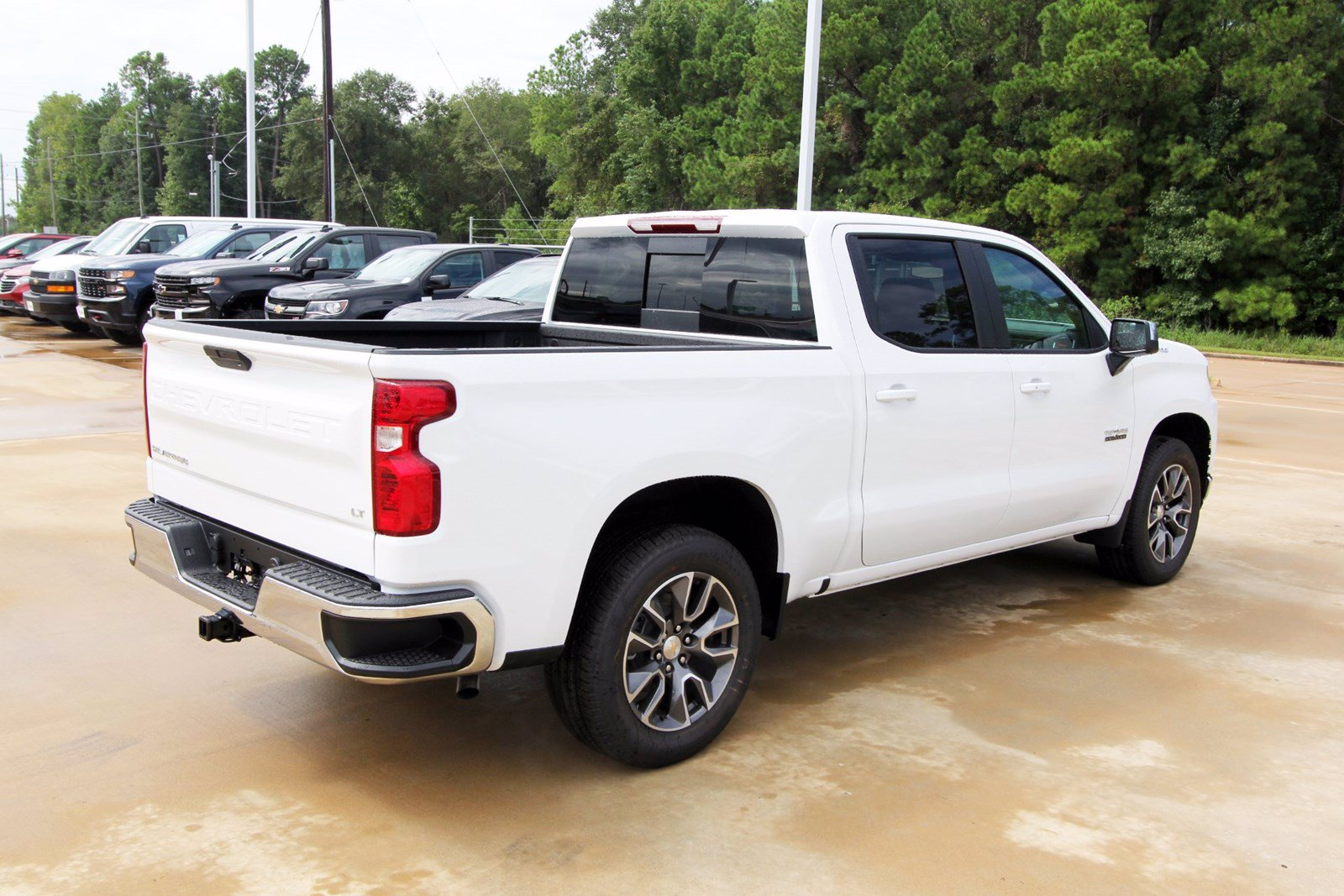 New 2020 Chevrolet Silverado 1500 Texas Edition LT