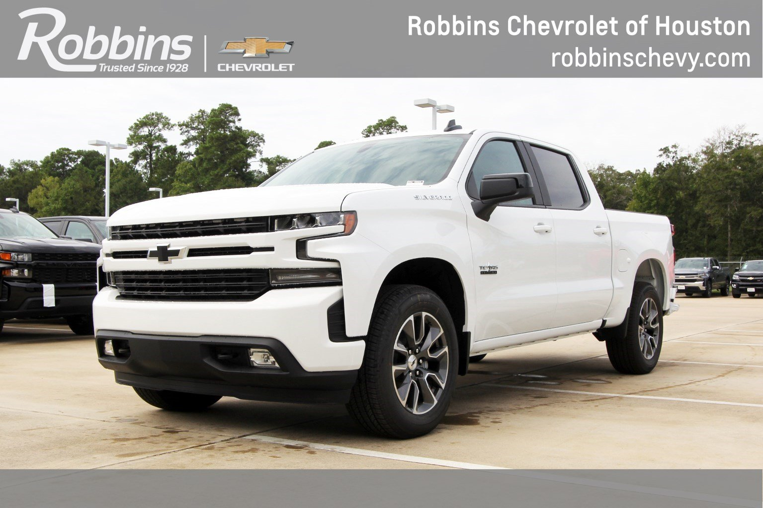 New 2020 Chevrolet Silverado 1500 Texas Edition RST