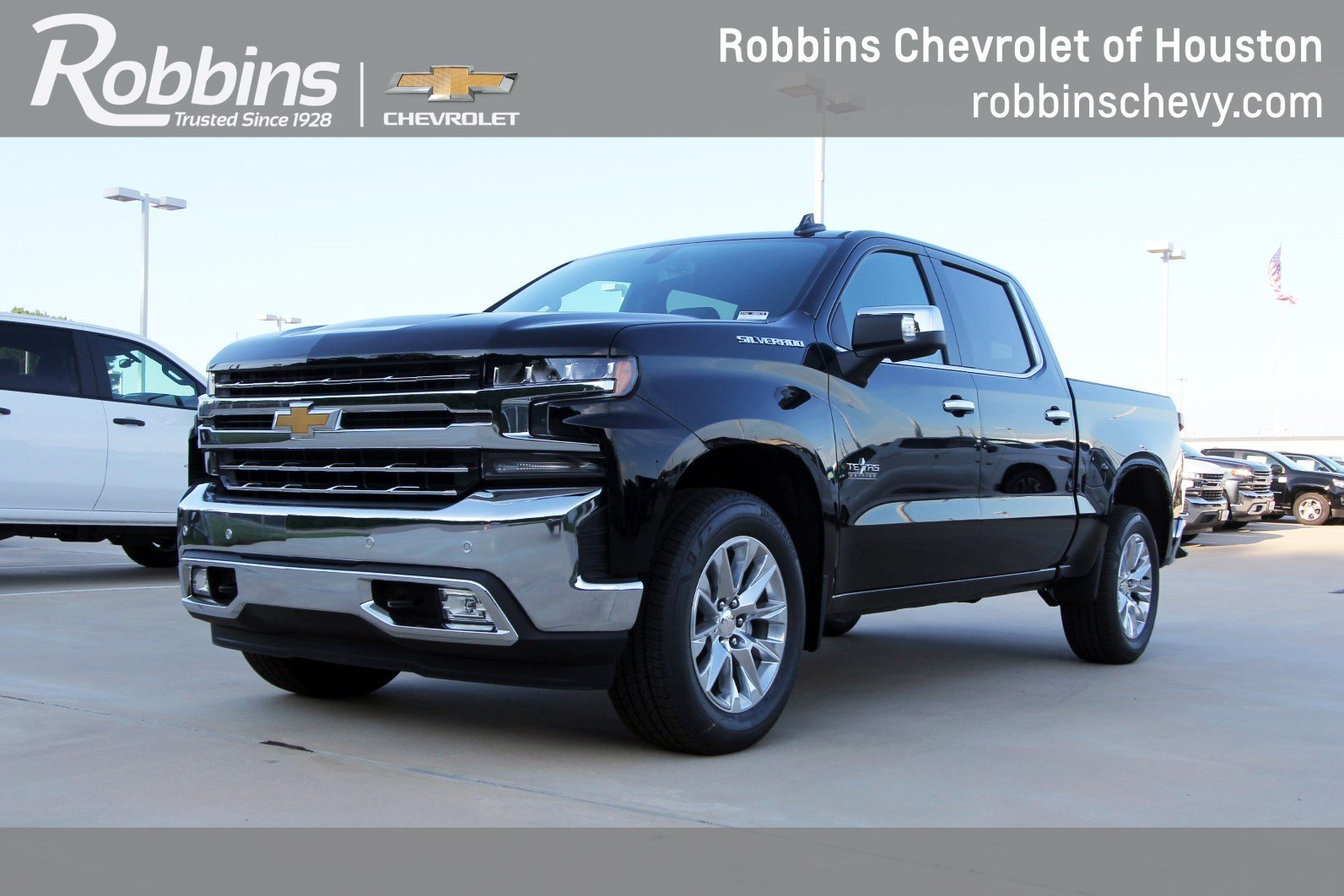 New 2020 Chevrolet Silverado 1500 Texas Edition LTZ