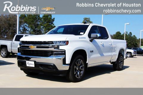New 2019 Chevrolet Silverado 1500 Texas Edition LT