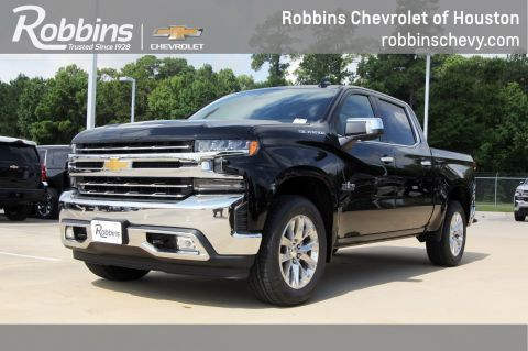 New 2019 Chevrolet Silverado 1500 Texas Edition LTZ
